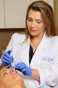 Dr. Whitaker can enhance your natural beauty with injectable fillers on-site at Atlanta Face & Body. Call today for a Free Consultation in Atlanta.