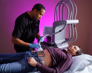 Sculpsure, as provided by Atlanta Face & Body in Vinings is offered on an outpatient basis.