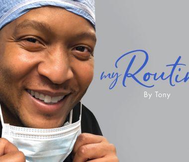 """""""My Routine"""" Series — Tony C."""