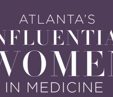 Dr. Elizabeth Featured in 2019 Atlanta's Influential Women in Medicine