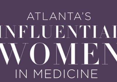 Dr. Elizabeth Featured in 2019 Atlanta's Influential Women in Medicine